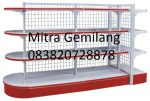 Rak Minimarket Gondola Tipe 1