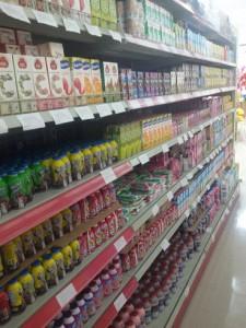 Rak Minimarket Rak Supermarket 11R
